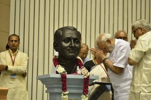 Why India's Ruling Party Is Cultivating the Memory of Deendayal Upadhyaya