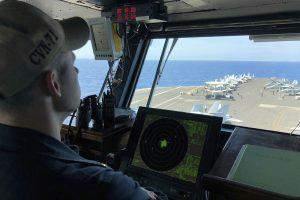 'Choppy Waters' Await US Navy as Virus Strikes Aircraft Carrier