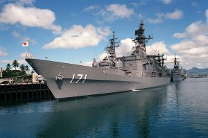 Japanese Naval Ship Involved in Collision With Chinese Fishing Vessel in East China Sea