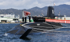 Japan Commissions First Soryu-Class Attack Sub Fitted With Lithium-Ion Batteries