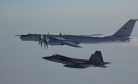 US, Canadian Fighters Intercept 2 Russian Tu-142MZ Aircraft North of Alaska