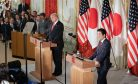Has Japan's Foreign Policy Gone Beyond the Yoshida Doctrine?