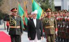 The Inauguration of 2 Presidents: Afghanistan's Constitutional Crisis