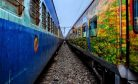 India Halts Its Crucial Train Network to Try to Stop Virus