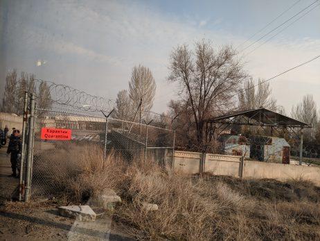 Inside COVID-19 Quarantine in Kyrgyzstan
