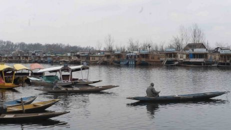 Kashmir's Fragile Floating Marvels