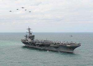 A Nine Carrier US Navy? In 2020?