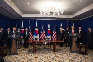 South Korea Aims for Environmental Leadership Through Green Free Trade Agreements