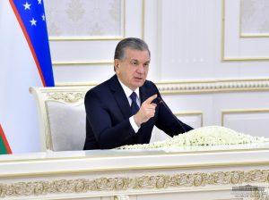 Mirziyoyev Asks EAEU for Benefits Up Front