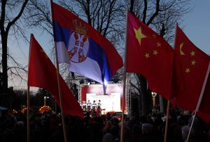 China Is Not Replacing the West in Serbia