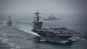 US Navy Fires Captain Who Sought Help for Virus-Stricken Ship