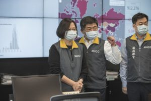 How Taiwan Battles the Coronavirus