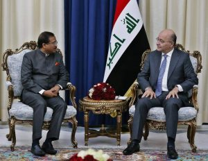 A Sovereign Iraq Is Key to Securing India's Energy Industry
