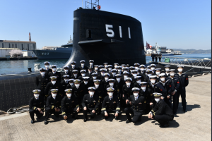 Japan's First Soryu-Class Attack Sub Fitted With Lithium-Ion Batteries Arrives at Homeport