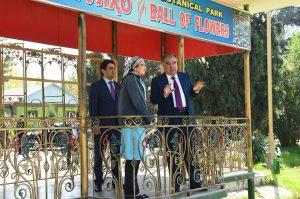 Tajik President Discusses Coronavirus Via Phone With Regional Leaders