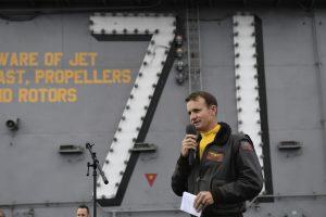 Pandemic Spreads in US Fleet, Sidelines Pacific Carrier, Upturns Navy Leadership