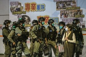 China's Strategy for Hollowing out Hong Kong