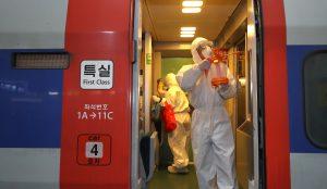 South Korea's Experiment in Pandemic Surveillance