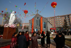 Chinese Catholics: Lent in the Time of COVID-19