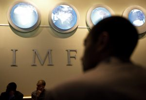 IMF Warns of Pandemic-Induced 'Great Lockdown'