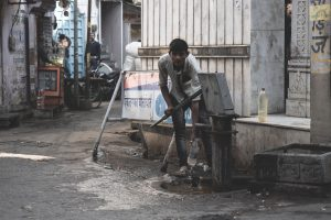 UnravelingUrban India's Water Challenges Amid COVID-19