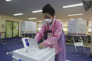 South Korean Politician Adds China Interference Charge to Election Rigging Claim