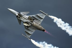 Flankers vs Gripens: What Happened at the Falcon Strike 2015 Exercise?