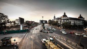 COVID-19 Threatens Myanmar's Economy
