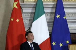 Is Italy's Economic Crisis an Opportunity for China?