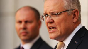 Political Redemption in Sight for Australian Prime Minister Scott Morrison