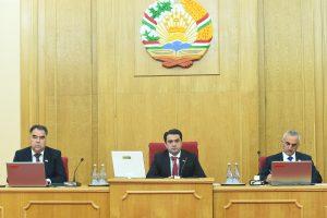 Tajik President's Son Officially Second-in-Line to Presidency