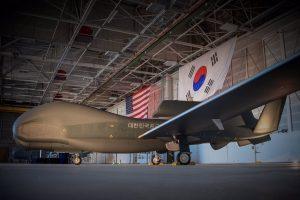 Next RQ-4 Global Hawk Drones Arrive in South Korea