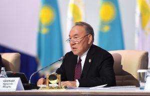 Luca Anceschion Kazakhstan's 'Neo-Eurasianism'