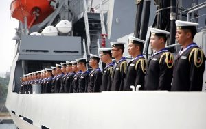 Taiwan President Apologizes After 28 Navy Sailors Infected in COVID-19 Cluster
