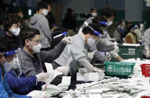 View from Japan: South Korea's Pandemic Elections