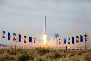Iran Successfully Launches Military Satellite