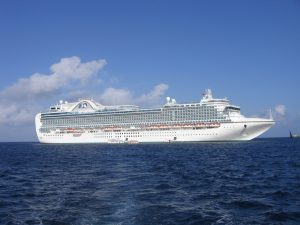 Coronavirus Cruise Ship Finally Leaves Australian Port