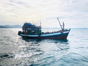 SOS Rohingya: Desperate Refugees Adrift