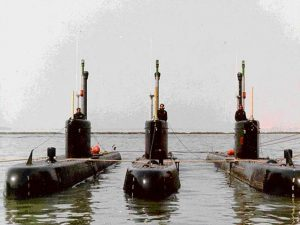 Pakistan's New Midget Submarine: Emerging Challenge to India in the Arabian Sea