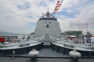 The PLAN's Renhai-Class Cruiser and the Future of Anti-Access and Area Denial