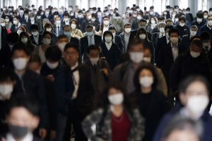 Japan's Jobless Rate Spikes as Companies Clamor for Assistance