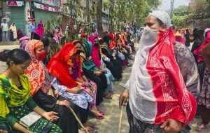The COVID-19 Catastrophe in Bangladesh