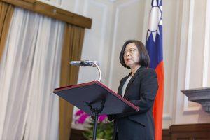 Tsai Takes a Political Risk to Pursue a Taiwan-US Trade Agreement