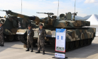 South Korea's Army Plans to Upgrade K1A2 Main Battle Tank