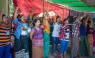 In Myanmar, Hunger Overshadows COVID-19 for Yangon's Poorest