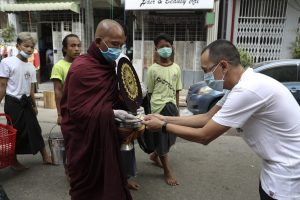 Myanmar and COVID-19