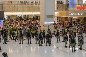 As COVID-19 Loses Steam, Hong Kong Protests Heat Up