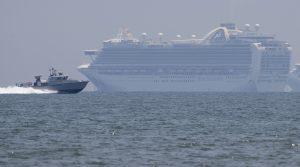 Ship Tied to Australia Virus Deaths Sails Into Manila Bay