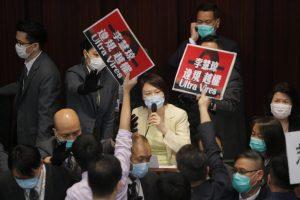 Pro-Democracy Legislators in Hong Kong Need International Support