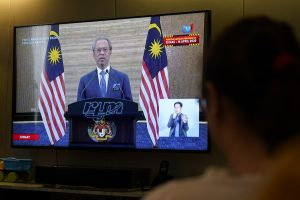 Mahathir's No-Win No-Confidence Gamble